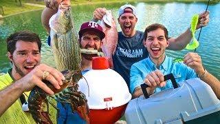 flushyoutube.com-Stereotypes: Fishing