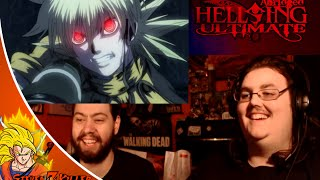 getlinkyoutube.com-Hellsing Ultimate Abridged Episode 6 TFS REACTION!!!