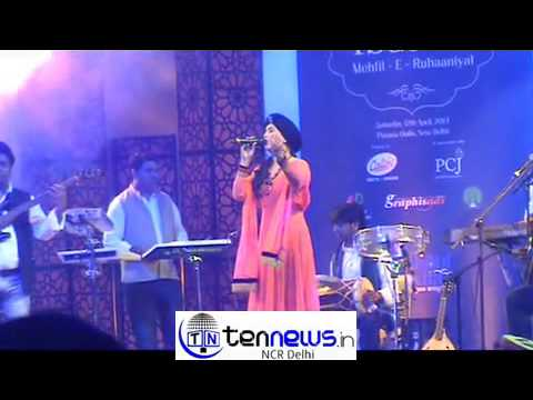 Ibadat Sufi Kalam by Pakistani singer Attaullha khan - Indian Singer Harshadeep Kaur