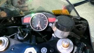 getlinkyoutube.com-Yamaha R6 - Custom Exhaust Revving