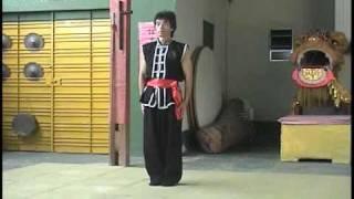 Basico de Louva a Deus, Lim Pou Kuen 30 movimentos Mestre Lap  Wah Ng width=