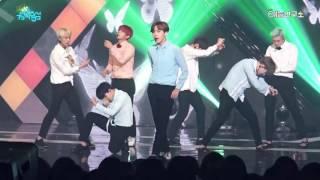 getlinkyoutube.com-[예능연구소] 방탄소년단 Buttefly @쇼!음악중심_20160514 Butterfly BTS