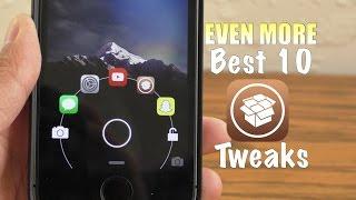 getlinkyoutube.com-Best 10 Free Cydia Tweaks for iOS 9.3.3 jailbreak