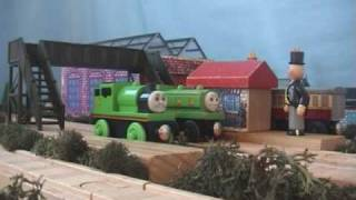 Thomas Wooden Remake - Duck Takes Charge