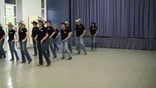getlinkyoutube.com-ROCK AND ROLL COWBOY CONTRA - NEW SPIRIT OF COUNTRY DANCE - line dance