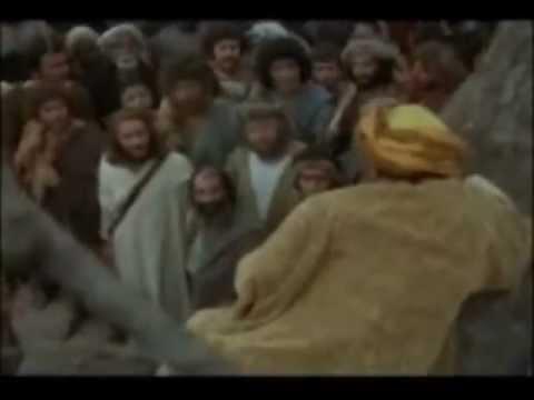 Jesús y Zaqueo (entra en mi casa)