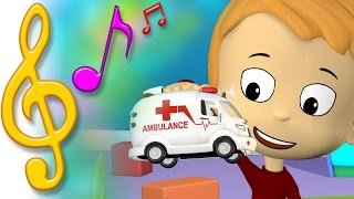 getlinkyoutube.com-TuTiTu Songs | Ambulance Song | Songs for Children with Lyrics