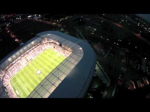 Skydive into MLS New York Red Bulls Arena