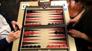 2010 Leuven Open Backgammon: final