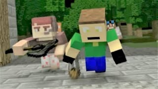 "getlinkyoutube.com-Minecraft Song 1 Hour Version ""Castle Raid 1"" Minecraft Song by Minecraft Jams"