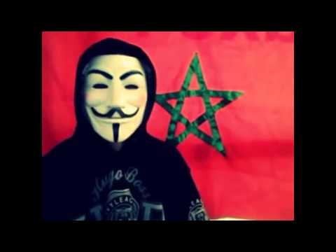Anonymous Maroc TV : Opration Yassine Mhijani