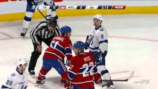 getlinkyoutube.com-Tampa Bay Lightning Vs Montreal Canadiens. March 10th 2015. (HD)