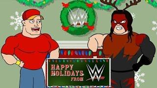 getlinkyoutube.com-Happy Holidays from WWE