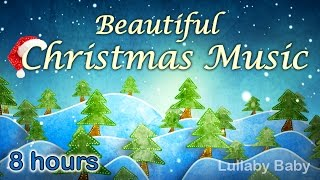 getlinkyoutube.com-✰ 8 HOURS ✰ CHRISTMAS MUSIC ✰ Christmas Music Instrumental ✰ Christmas Songs Playlist ✰ Best Mix