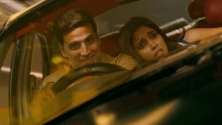 Akshay & Asin likes to drive fast width=