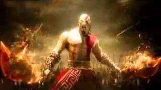 God of War: Koutan no Kokuin - PSP trailer