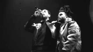 Drake & The Weeknd - Crew Love (Live At The O2)