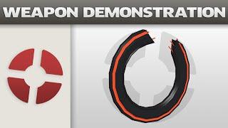 getlinkyoutube.com-Weapon Demonstration: Circular Circlesaw