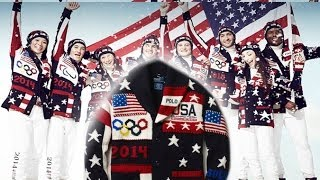 getlinkyoutube.com-Team USA's Olympic Opening Ceremony Style Borders On Griswald
