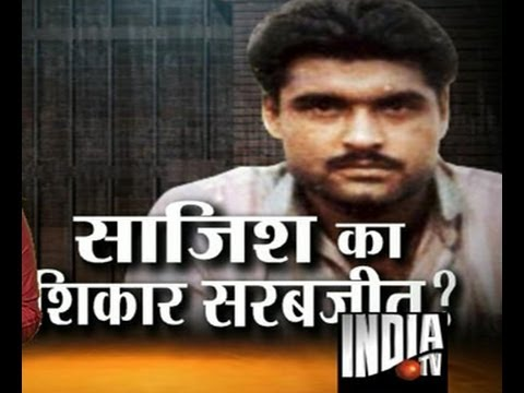 India TV debates on Sarabjit attack,  Part 1