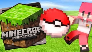 getlinkyoutube.com-가랏 피카츄!! [마인크래프트PE '포켓볼 모드' ]  Minecraft PE Pocketball Mod찬이
