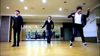 getlinkyoutube.com-MISSION  - JYJ (Junsu -- Yoo Chun -- Jae Joong ) (Dance rehearsal)