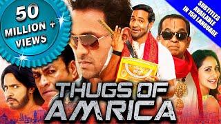 Thugs Of Amrica (Achari America Yatra) 2019 New Released Hindi Dubbed Movie | Vishnu Manchu