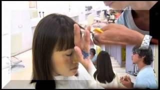 getlinkyoutube.com-【美容室動画】 ANTI 小松 利幸 How to haircut Bob style