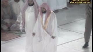 getlinkyoutube.com-الشيخ ماهر المعيقلي يبدع في صلاة الفجر وهو مريض