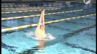 getlinkyoutube.com-Michael Phelps - Entrenamiento
