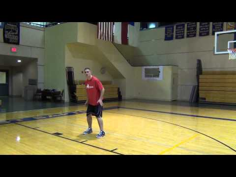 ACL Injury Prevention Exercise #1 - San Antonio Basketball Training