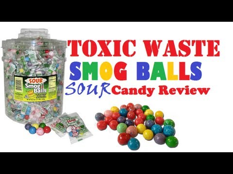 Randoms #54 - Toxic Waste Sour Smog Balls