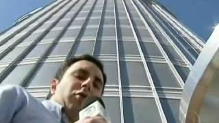 getlinkyoutube.com-Burj Dubai o edificio mais alto do mundo