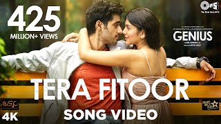 Tera Fitoor Song Video   Genius | Utkarsh Sharma, Ishita Chauhan | Arijit Singh |Himesh Reshammiya