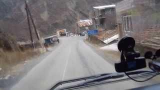 getlinkyoutube.com-Армения. Дорога  на  Грузию.