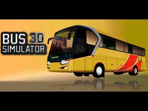 BUS SIMULATOR 3D TABLET GENESIS 7204