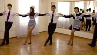 getlinkyoutube.com-Весенний бал 2013. Урок танца.Сиртаки