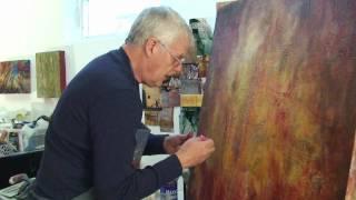 getlinkyoutube.com-Santa Fe Abstract Painter Bill Jackson