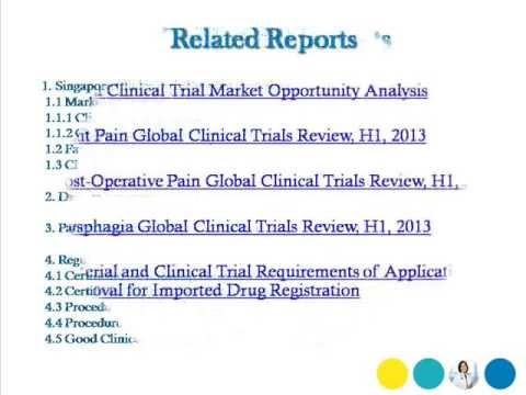 Bharat Book Presents : Singapore Clinical Trial Market Opportunity Analysis