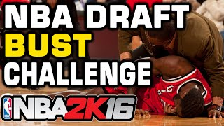 getlinkyoutube.com-NBA 2K16 Draft Busts