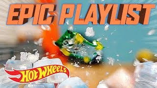 getlinkyoutube.com-Jumping Food! | Epic Playlist | Hot Wheels