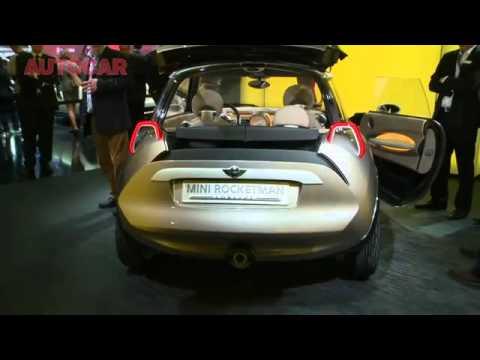 Шины Michelin - Pirelli на Женевском автосалоне 2011 (ВИДЕО)