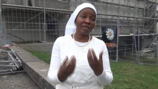 getlinkyoutube.com-Ex  Soeur Virginie  Catholique temoigne Papa Simon kimbangu mangudivideo