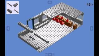getlinkyoutube.com-how to make a lego military base