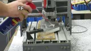 getlinkyoutube.com-CNC USB Controller - Milling 20mm aluminium with MiniCNC