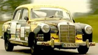 getlinkyoutube.com-Mercedes 190 Ponton