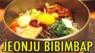 getlinkyoutube.com-Eating Traditional Testiscles in Korea?! Aka: Jeonju Bibimbap (KWOW #140)
