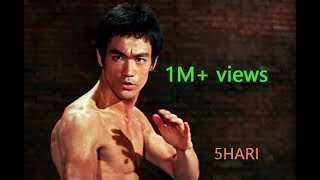 ***Bruce Lee's Unnoticed Attribute: The Non-Telegraphic Movement***