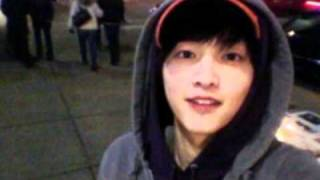 getlinkyoutube.com-Kiss me, Song Joong Ki!
