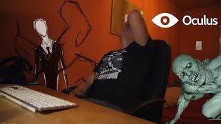 getlinkyoutube.com-A legjobb HORROR pillanatok válogatás #1   Oculus Rift